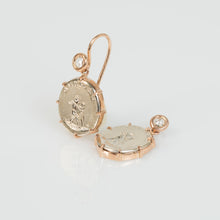 Load image into Gallery viewer, L'Amour Cupid earrings-Earrings-Seal & Scribe