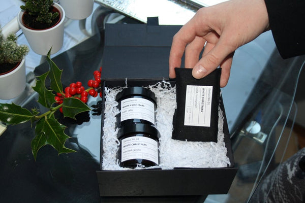 Organic Wellbeing Relaxation Gift Set