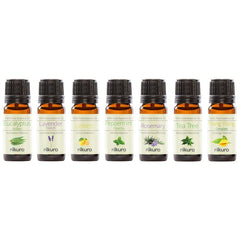 7 x 10ml Essential Oils - Entry Pack