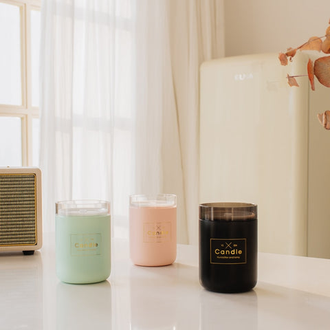 Essential Oil  Air Humidifier Diffuser Candle 280 ML