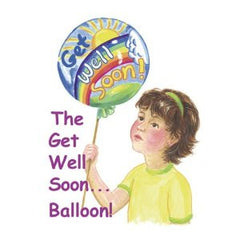Get Well Soon...Balloon!