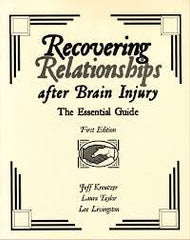 Recovering Relationships after Brain Injury