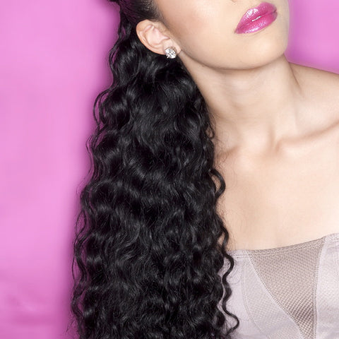 Pink Label: <i>Natural Curly</i>