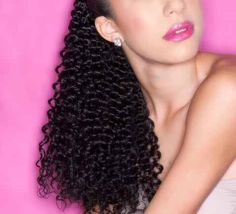 Pink Label: <i>Kinky Curly</i>