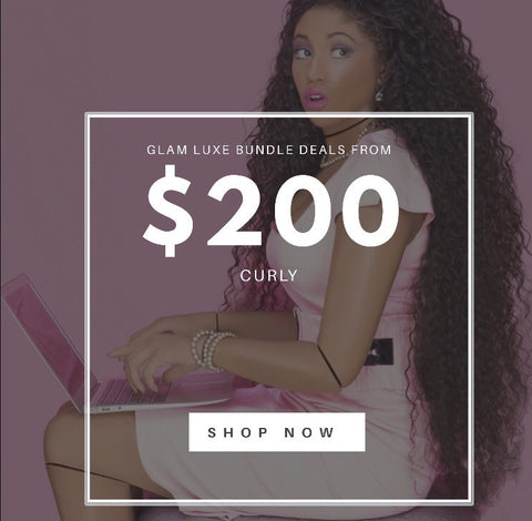 VIXEN BUNDLE DEAL CURLY