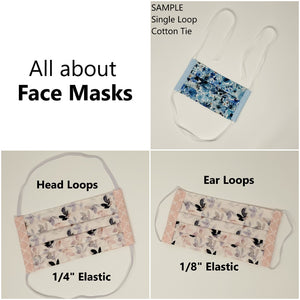 All about masks