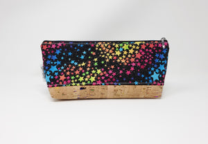 Essential Oil Bag - Glitter Rainbow Stars