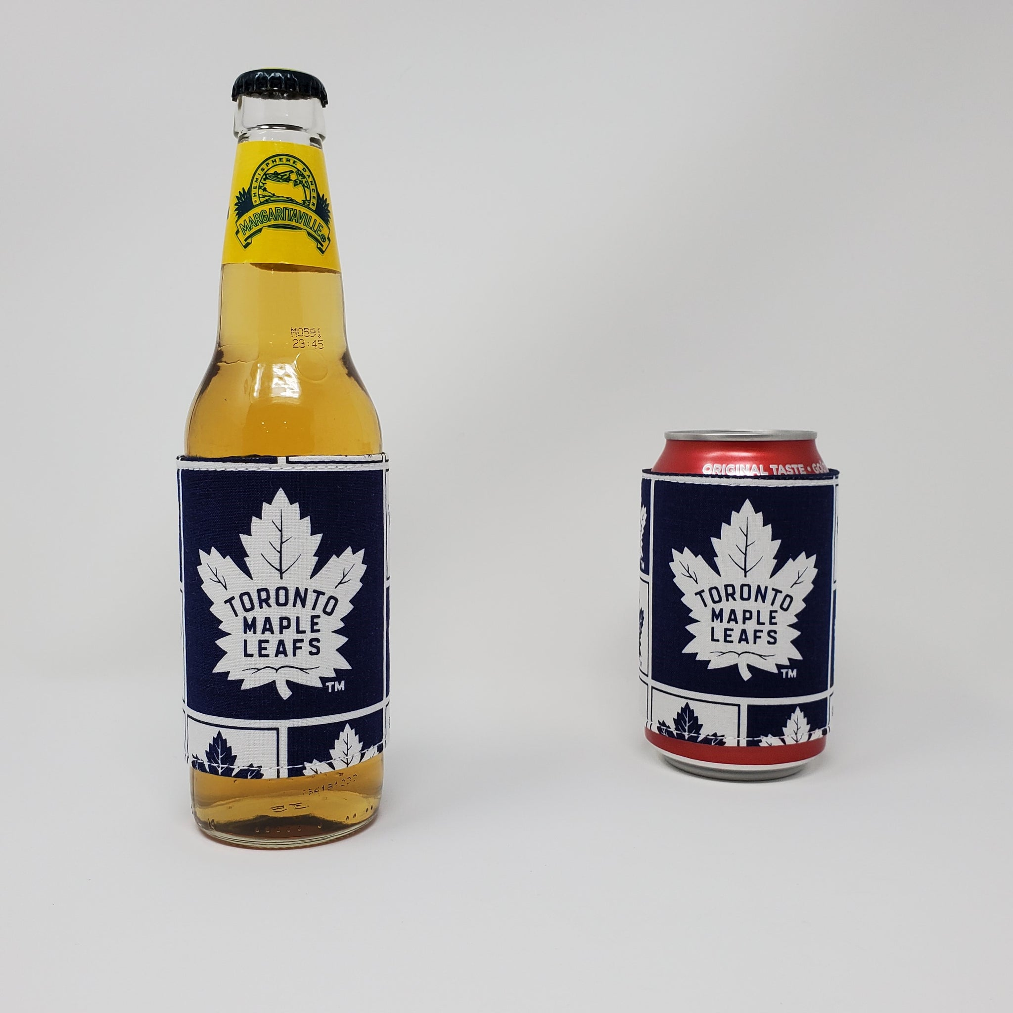 Reusable Drink Cozy - Toronto Maple Leafs