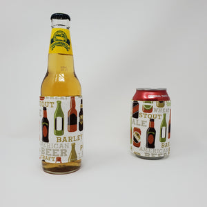 Reusable Drink Cozy - Beer
