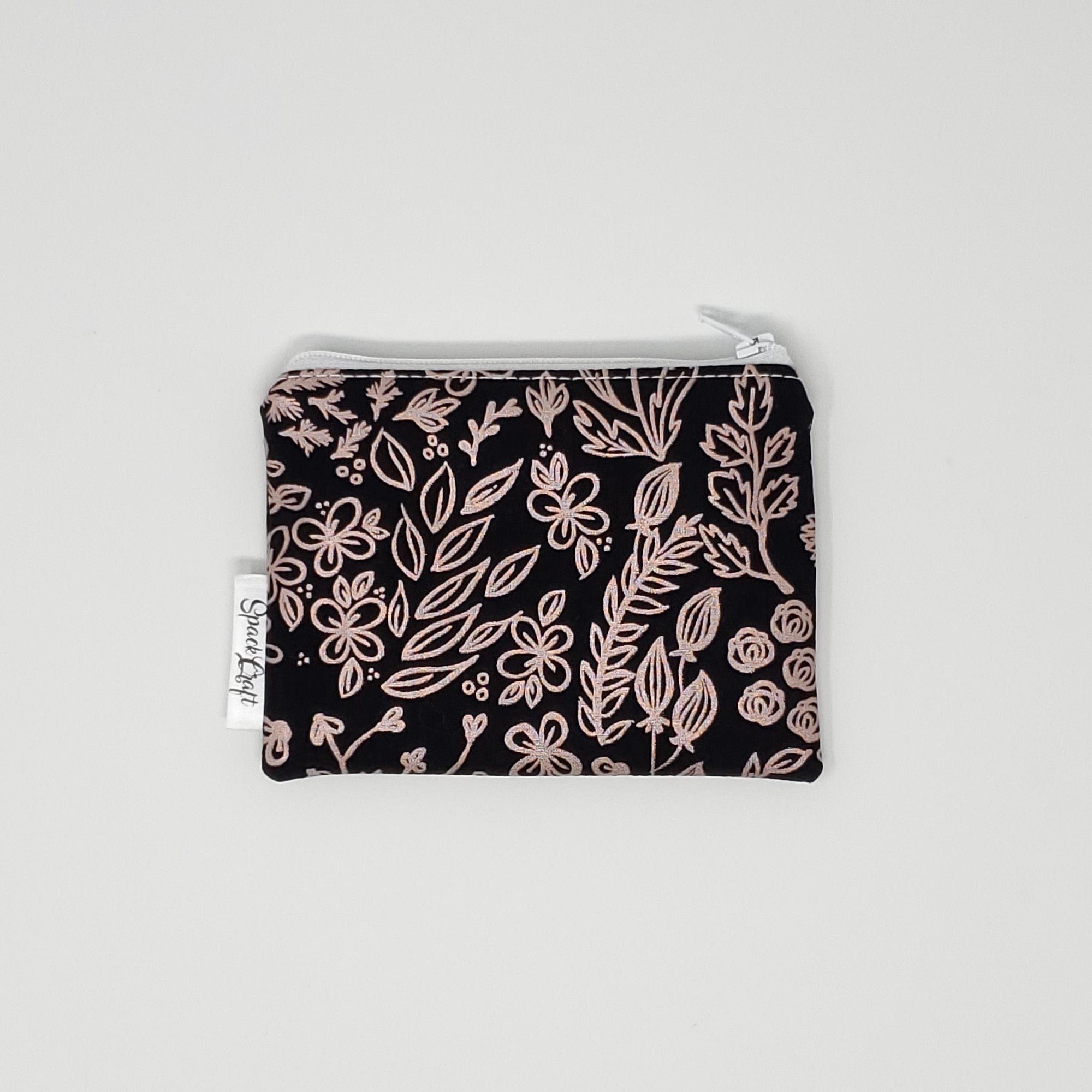 Change Purse - Rose Gold Outlines