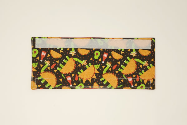 Shopping Cart Handle Cover - Tacosaurus - Small