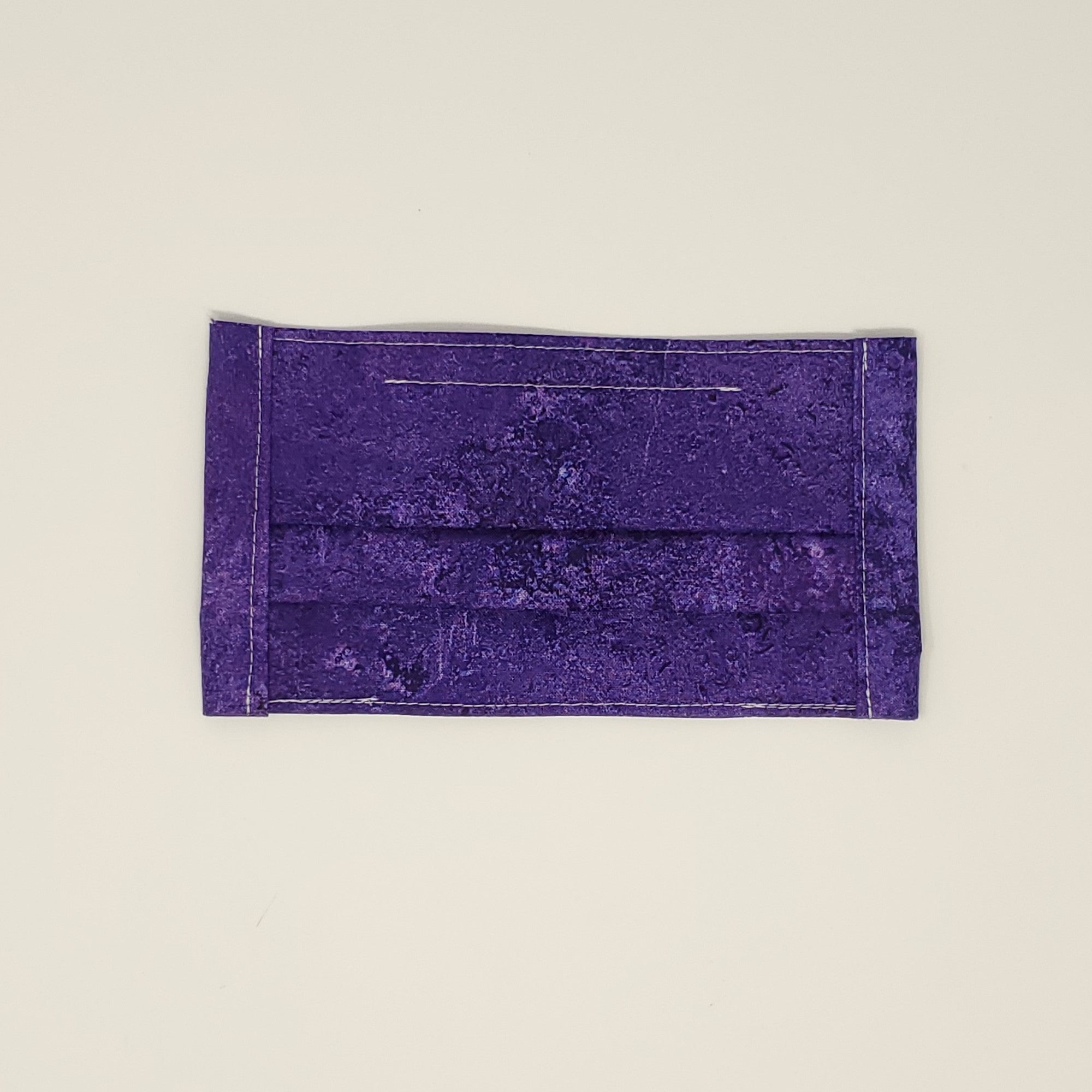 Cotton Mask - Purple Granite (Kids)