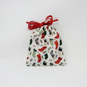 Reusable Gift Bag - Stockings - Extra Small