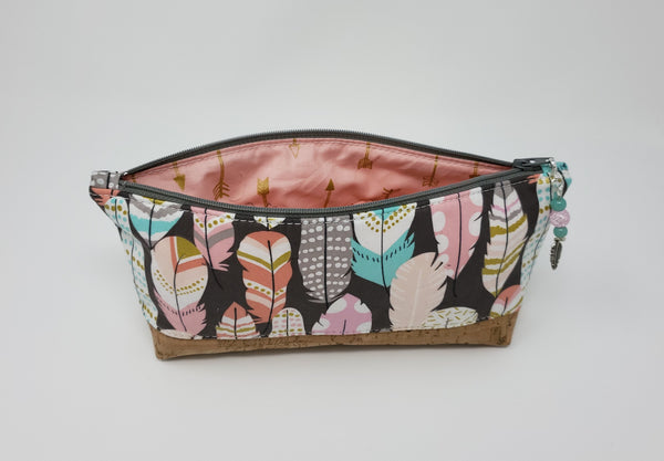Essential Oil Bag - Feathers - Interior