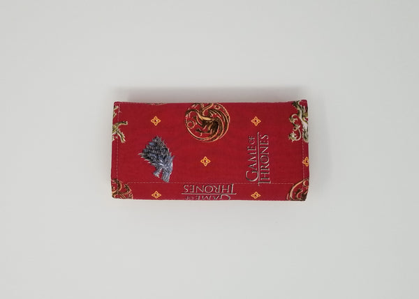 Necessary Clutch Wallet - Back - Game of Thrones
