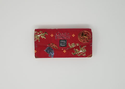 Necessary Clutch Wallet - Front - Game of Thrones