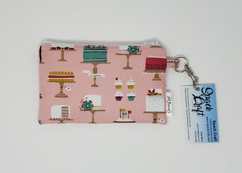 Snack/Cosmetic Bag - Sweet Treats