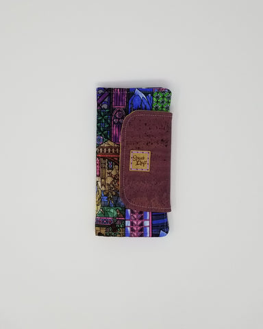 Slimline Wallet - Front - Beauty and the Beast