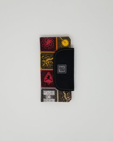 Slimline Wallet - Front - Game of Thrones House Sigils