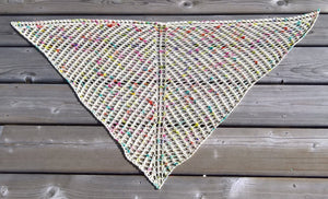 Singularity Shawl - Pattern