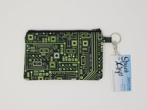Snack/Cosmetic Bag - Short Circuit