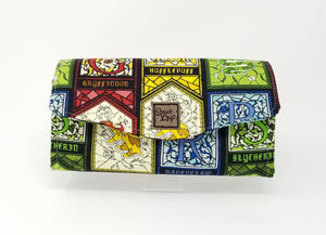 Necessary Clutch Wallet - Harry Potter Stained Glass