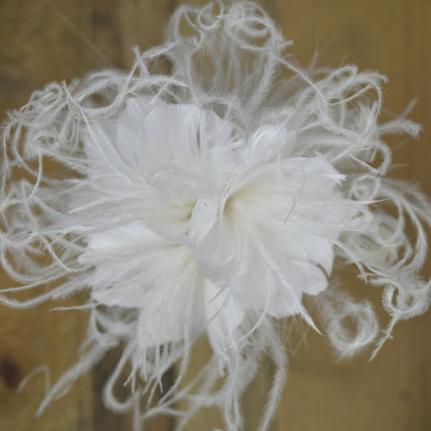 Feather Flower Triple