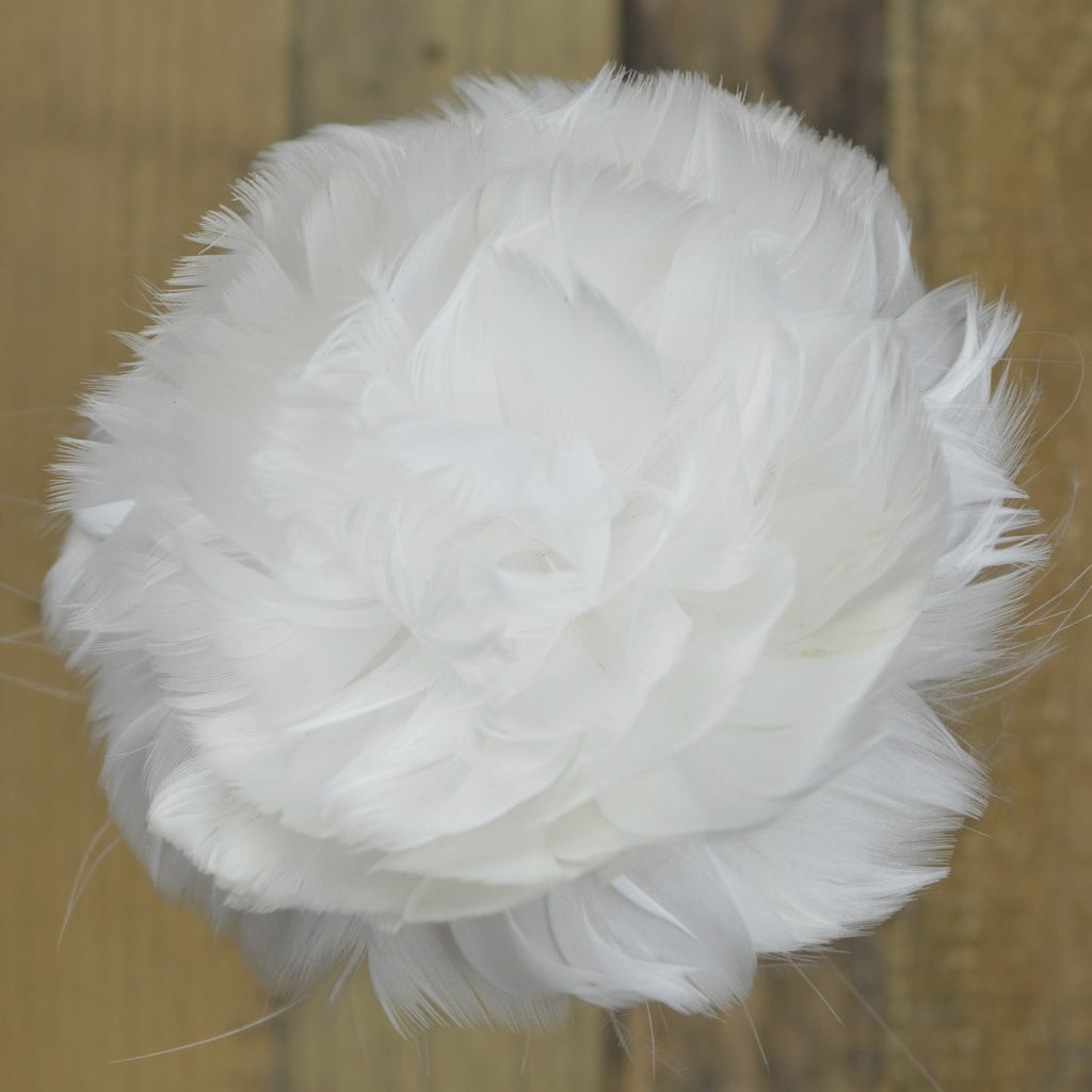 Feather Flower Single