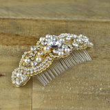 Pico Headpiece Gold