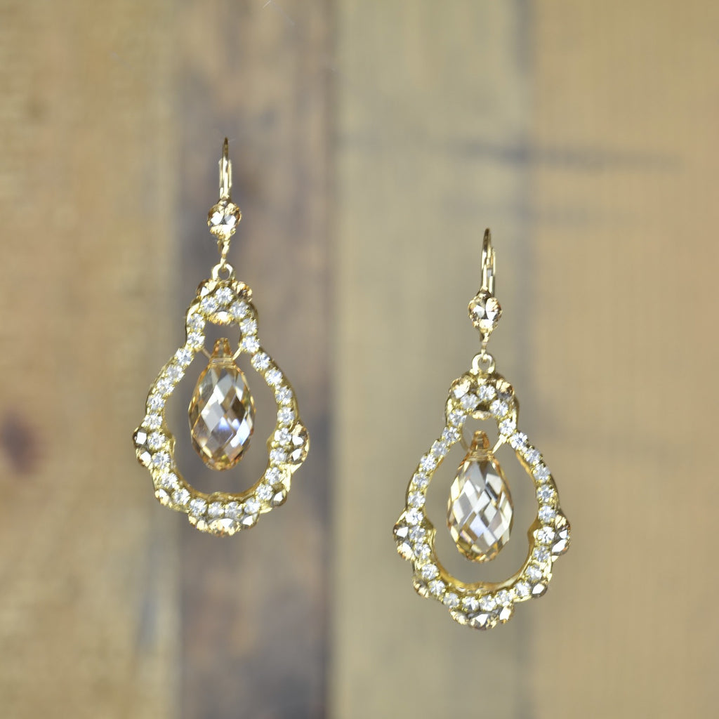 Portofino Earrings Gold