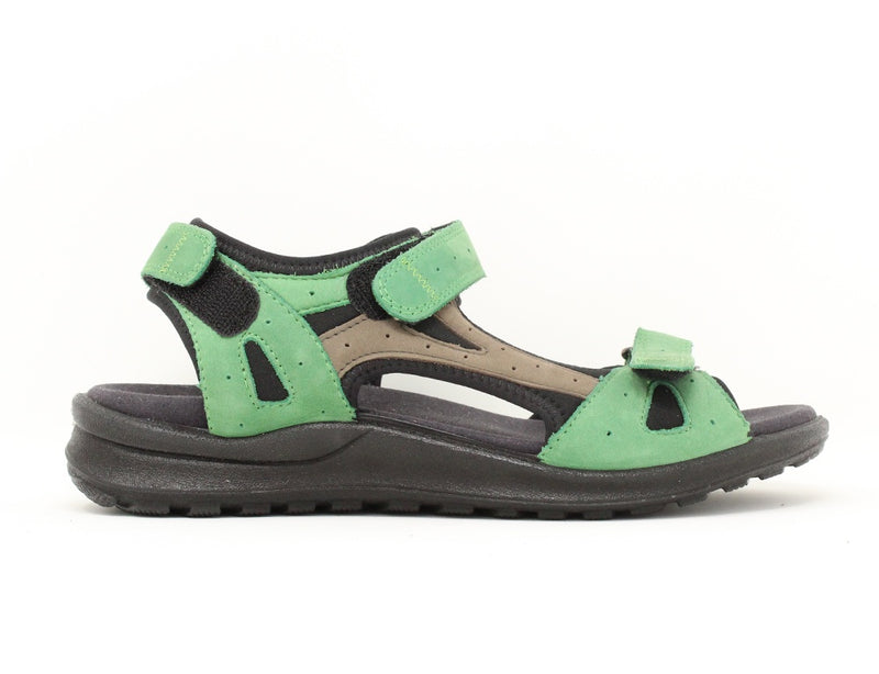 Legero Siris Sandal Green Sale ShoeMed