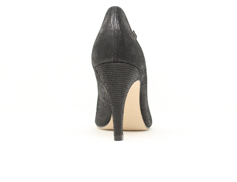 Caprice 24400 010 Black Reptile Sale ShoeMed