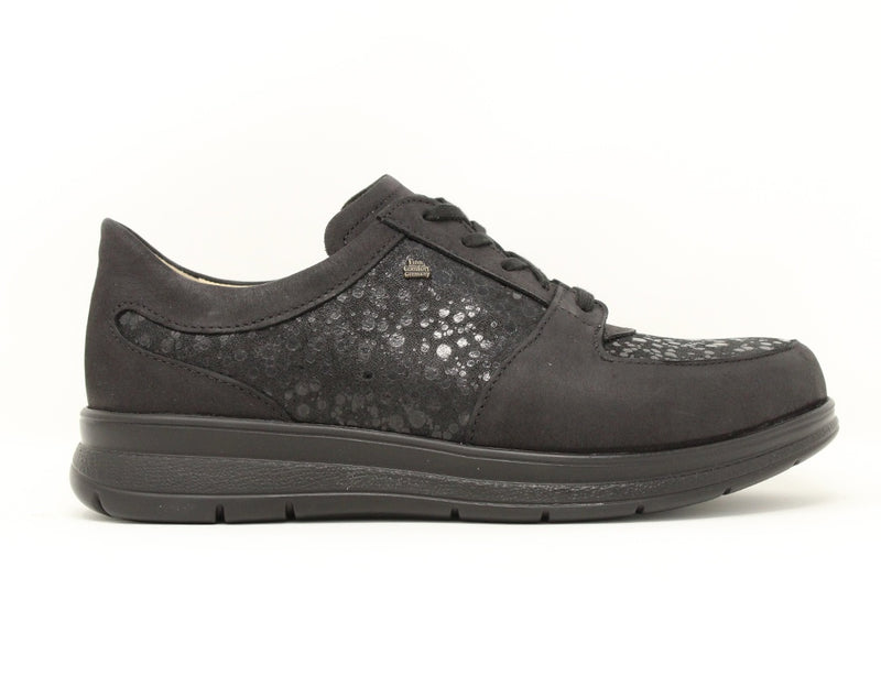 Finn Comfort Royan Black ShoeMed