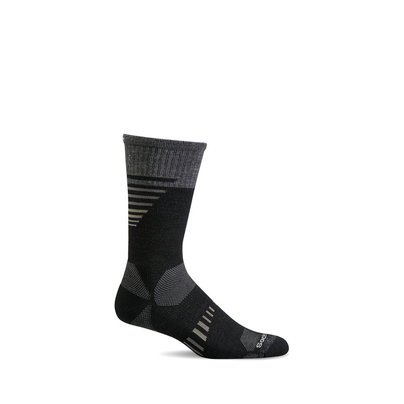 Sockwell Ascend Crew W Black 900 ShoeMed