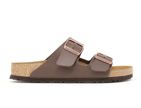 Birkenstock Arizona Dark Brown ShoeMed