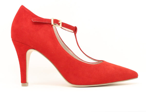 Caprice 24400 524 Red Suede Sale ShoeMed