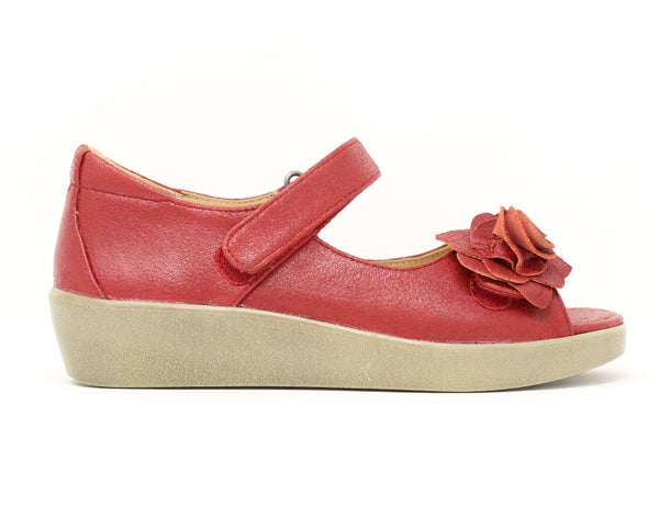 Ziera Melody Cherry Red Sale ShoeMed