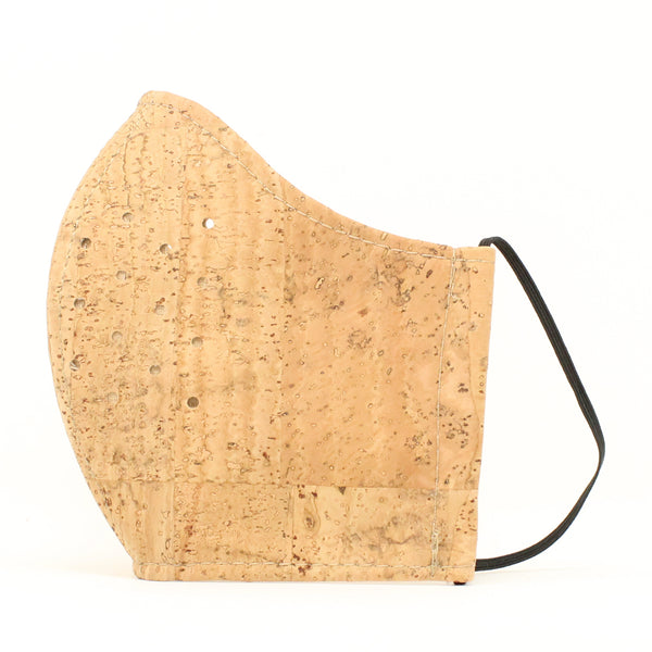 Decorpele Cork  Mask - Reusable Ecological ShoeMed
