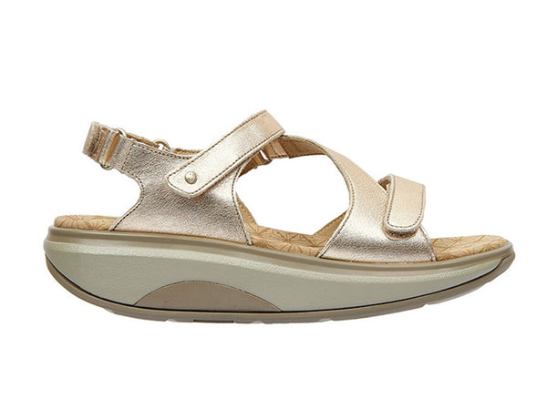 Joya ID Jewel Sandal Champagne Sale ShoeMed