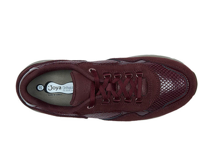 Joya Tina II Dark Red Online Exclusive ShoeMed