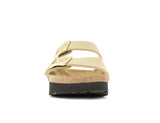 Birkenstock Arizona BF Metallic Gold ShoeMed