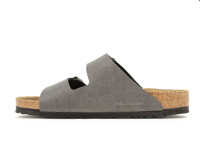 Birkenstock Arizona Anthracite ShoeMed