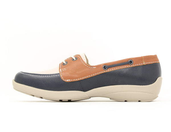 Easy B Avalon 2V Navy ShoeMed