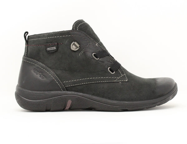 Legero Milano Boot Black Sale ShoeMed
