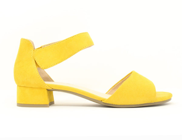 Caprice 28212 641 Yellow Suede - Shoemed WFW