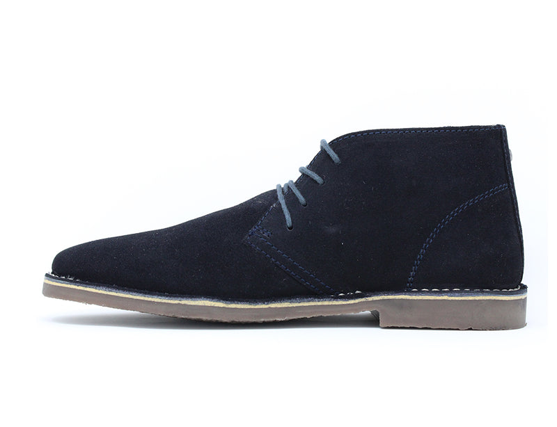 Hush Puppies Freddie Navy ShoeMed