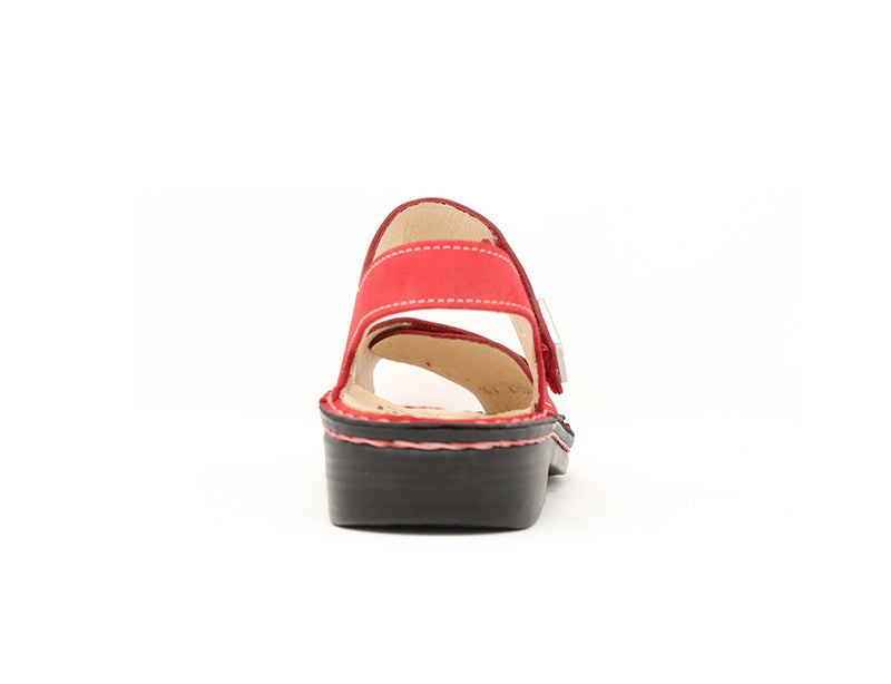 Finn Comfort Luxor Patagonia Red Sale ShoeMed