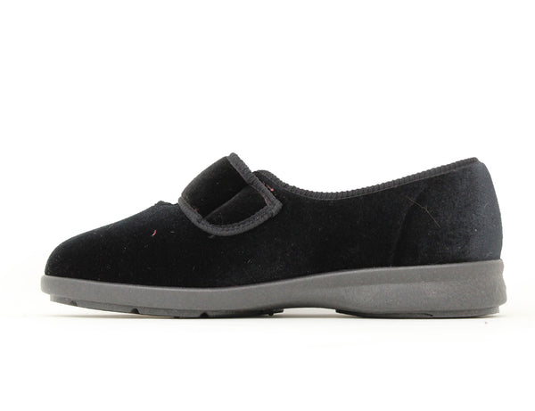 Easy B Nellie 2V Black ShoeMed