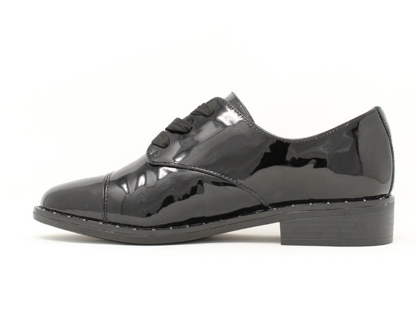 Ziera Saville Black Patent Sale ShoeMed