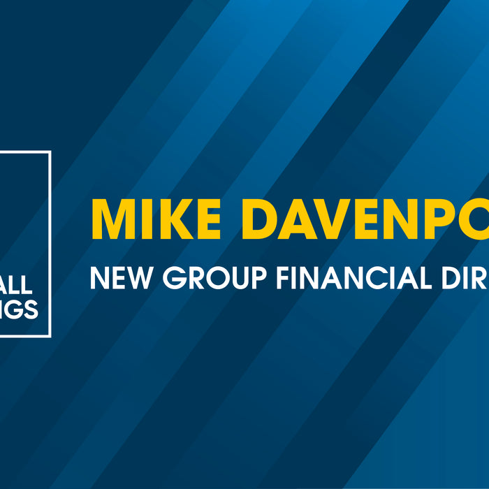 Dunstall Holdings New Group Finance Director